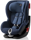 Автокресло детское Britax Romer King II Black Series Moonlight Blue Trendline