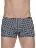 Трусы Bruno Banani (Бруно Банани) Railing, Short Gray р.5 ( M ) муж.