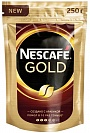 Кофе растворимый Nescafe Gold, 250 гр.