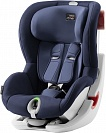 Автокресло детское Britax Romer King II LS Moonlight Blue Trendline