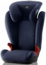 Автокресло детское Britax Romer Kid II Black Series Moonlight Blue Trendline