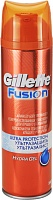 Гель для бритья Gillette Fusion Hydra Gel Ultra protection, ультра защита, 200 мл.
