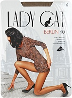 Колготки Lady Cat Berlin 40 den (телесные) р.4