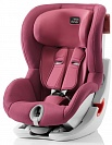Автокресло детское Britax Romer King II Wine Rose Trendline