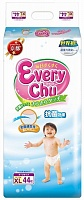 Подгузники Every Chu XL (12-17 кг) 44 шт.