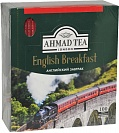 Чай Ahmad Tea English Breakfast, черный, 100 шт.