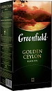 Чай черный Greenfield Golden Ceylon в пакетиках, 25 шт.